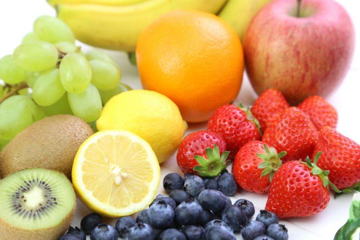 抗酸化作用の高い食材