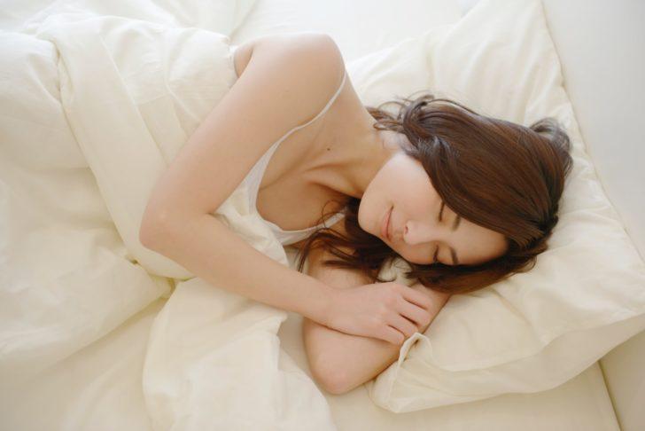美白 睡眠